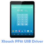 Download Xtouch PF81 USB Driver