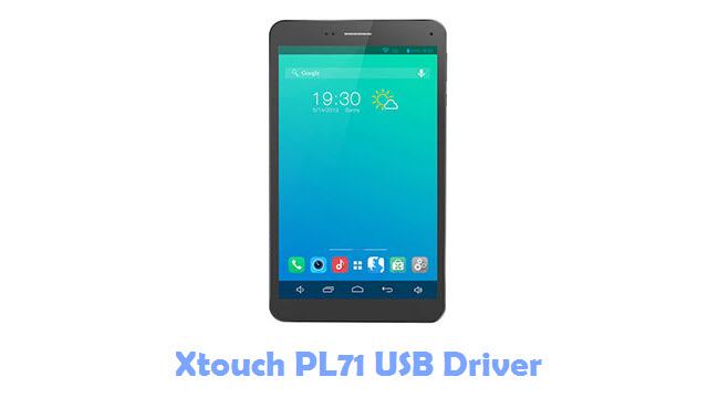 Download Xtouch PL71 USB Driver
