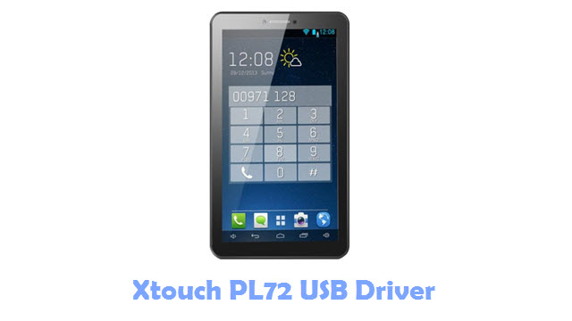 Download Xtouch PL72 USB Driver