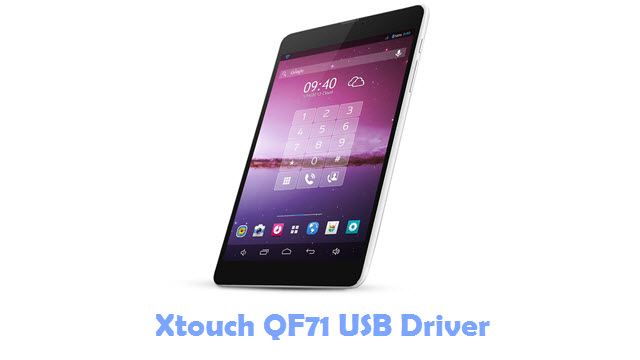 Download Xtouch QF71 USB Driver