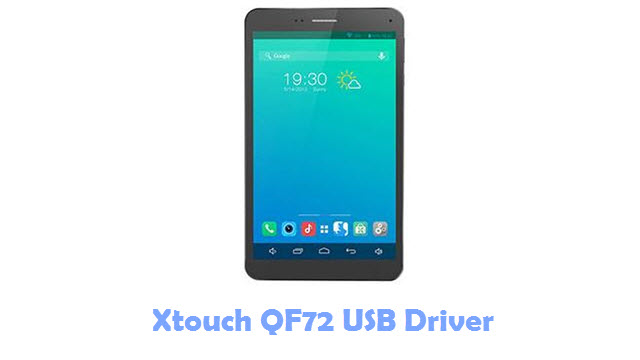 Download Xtouch QF72 USB Driver