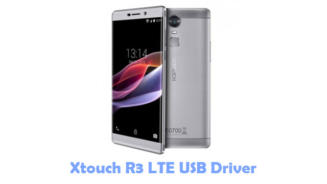 Xtouch R3 LTE USB Driver
