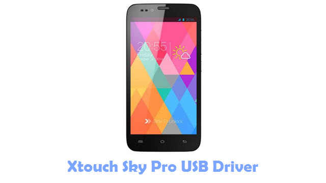 Xtouch Sky Pro USB Driver