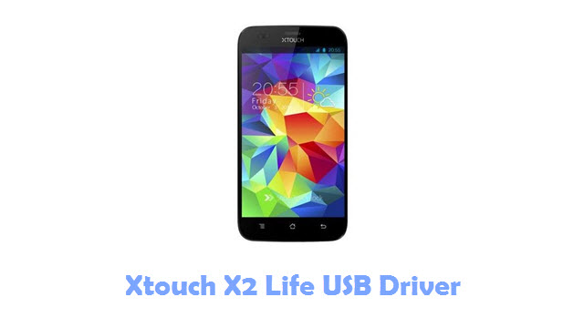 Download Xtouch X2 Life USB Driver