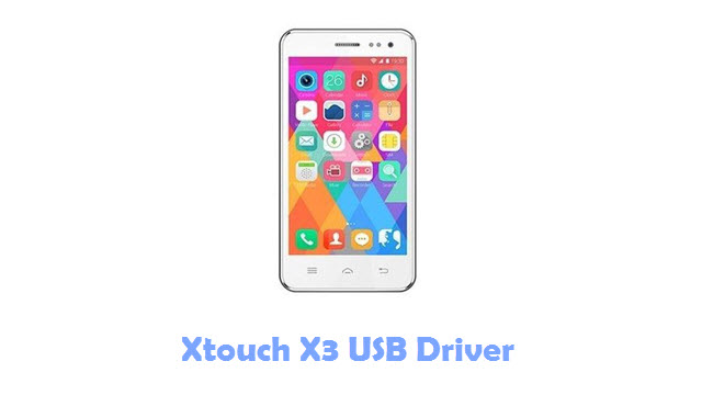 Download Xtouch X3 USB Driver