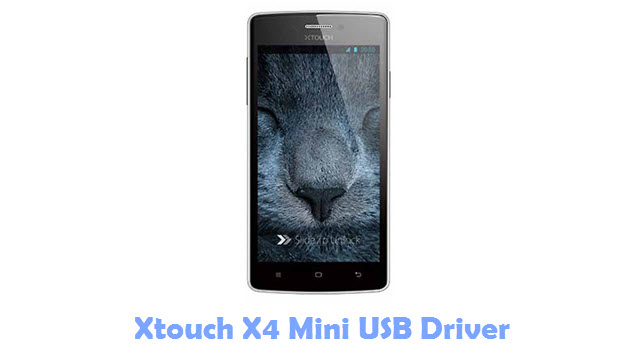 Download Xtouch X4 Mini USB Driver