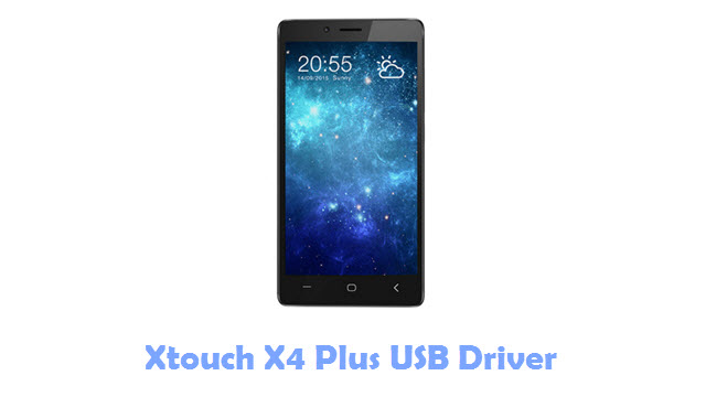 Download Xtouch X4 Plus USB Driver