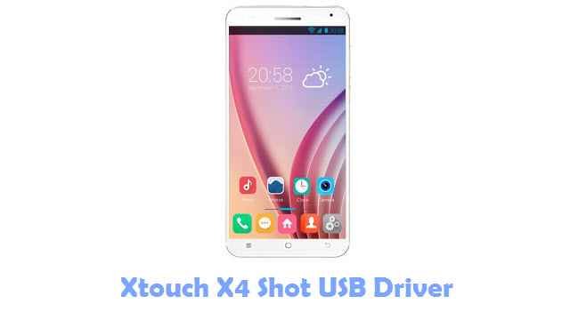 Download Xtouch X4 Shot USB Driver