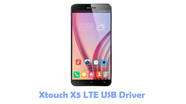 Download Xtouch X5 LTE USB Driver