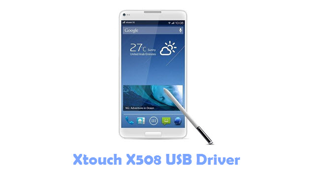 Download Xtouch X508 USB Driver