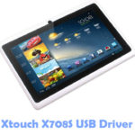 Download Xtouch X708S USB Driver