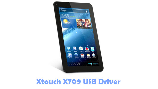 Download Xtouch X709 USB Driver