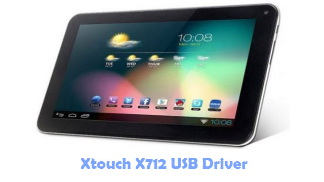 Download Xtouch X712 USB Driver