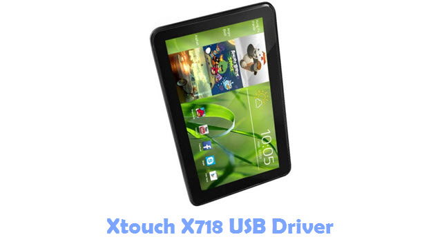 Download Xtouch X718 USB Driver