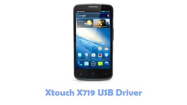 Download Xtouch X719 USB Driver