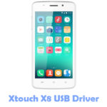 Download Xtouch X8 USB Driver