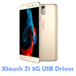 Download Xtouch Z1 3G USB Driver