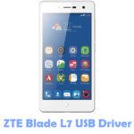 ZTE Blade L7 USB Driver