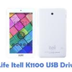 I-Life Itell K1100 USB Driver