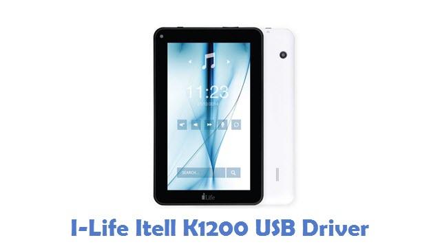 I-Life Itell K1200 USB Driver