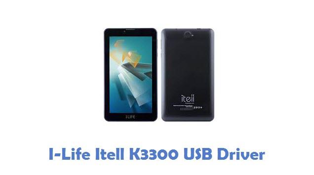 I-Life Itell K3300 USB Driver
