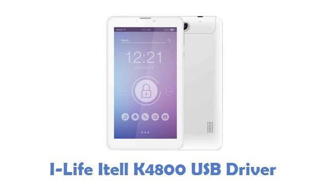 I-Life Itell K4800 USB Driver
