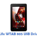 I-Life WTAB 805 USB Driver