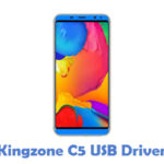 Kingzone C5 USB Driver