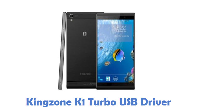 Kingzone K1 Turbo USB Driver