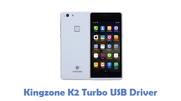 Kingzone K2 Turbo USB Driver