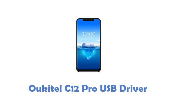 Oukitel C12 Pro USB Driver