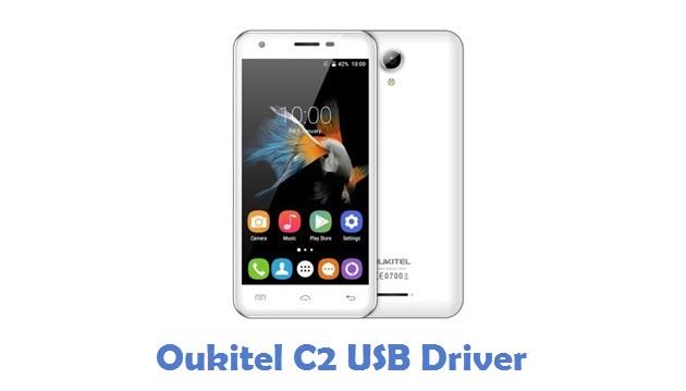 Oukitel C2 USB Driver