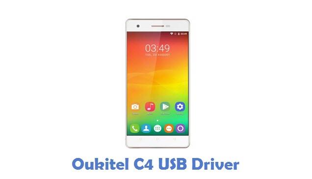 Oukitel C4 USB Driver