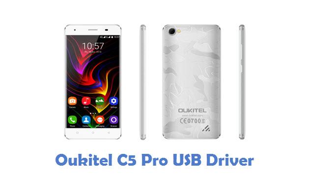 Oukitel C5 Pro USB Driver