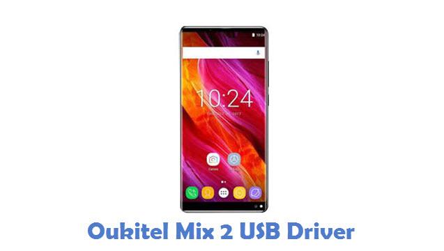 Oukitel Mix 2 USB Driver