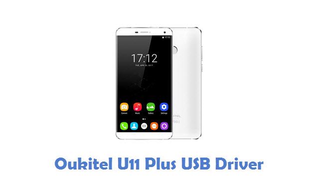 Oukitel U11 Plus USB Driver