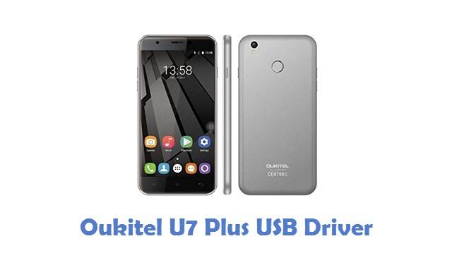 Oukitel U7 Plus USB Driver