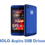 SOLO Aspire USB Driver
