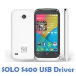 SOLO S400 USB Driver
