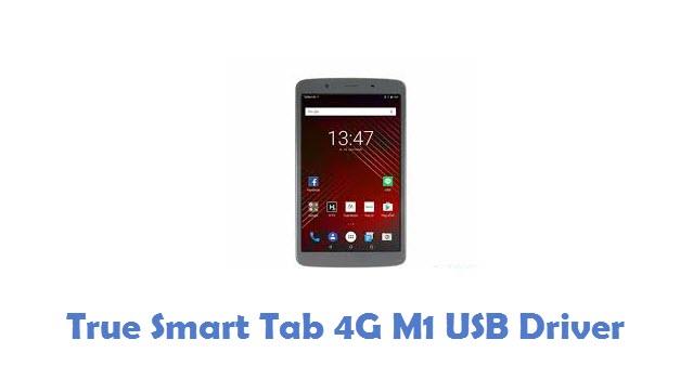 True Smart Tab 4G M1 USB Driver