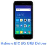 Download Advan E1C 3G USB Driver