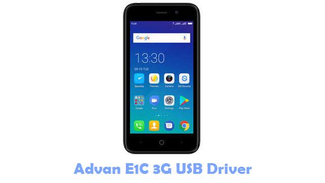Advan E1C 3G USB Driver