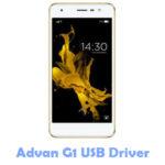 Download Advan G1 USB Driver