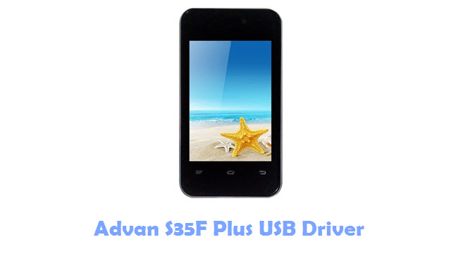 Advan S35F Plus USB Driver