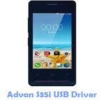 Download Advan S35i USB Driver