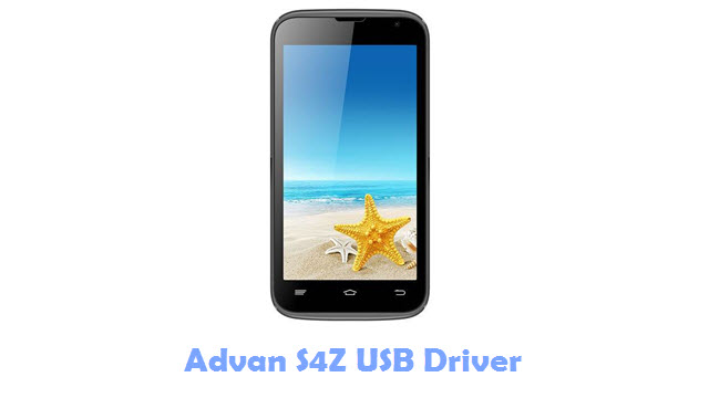 Advan S4Z USB Driver