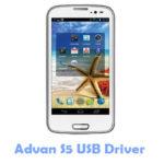 Download Advan S5 USB Driver