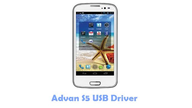 Advan S5 USB Driver