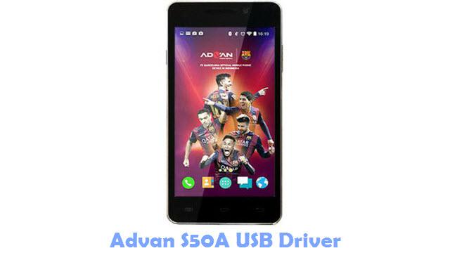 Advan S50A USB Driver