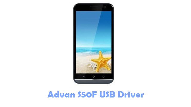 Advan S50F USB Driver